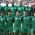 La seleccin saud se qued fuera de Brasil 2014