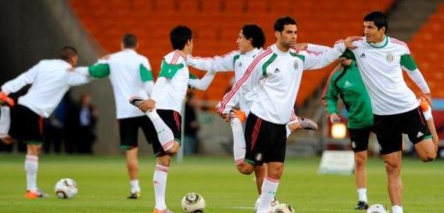 México tiene garantizado el relevo. Foto:lainformacion.com/EFE