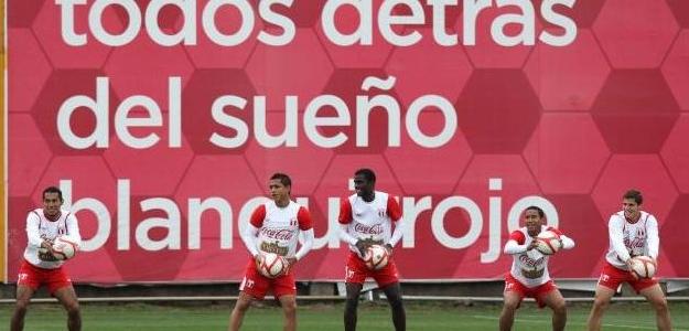 Perú ilusionada con clasificarse en las Eliminatorias. Foto:lainformacion.com