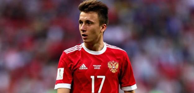 Aleksandr Golovin, el futbolista joven más deseado del Mundial 2018