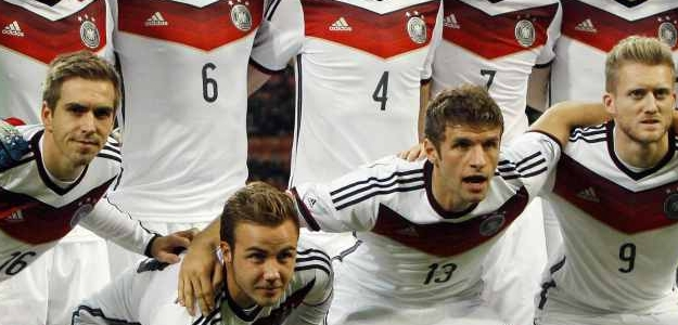 Selección de Alemania/lainformacion.com