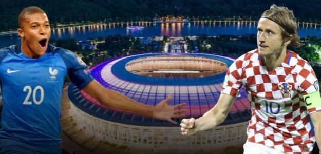 Analizamos las Apuestas Final Mundial de Rusia 2018