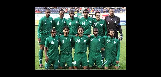 La selección saudí se quedó fuera de Brasil 2014