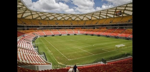 Arena da Amazonia/lainformacion.com