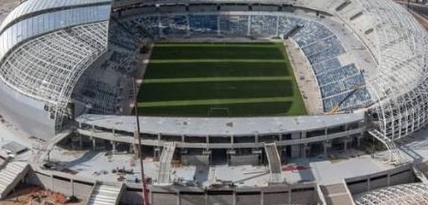 Arena Corinthians/lainformacion.com