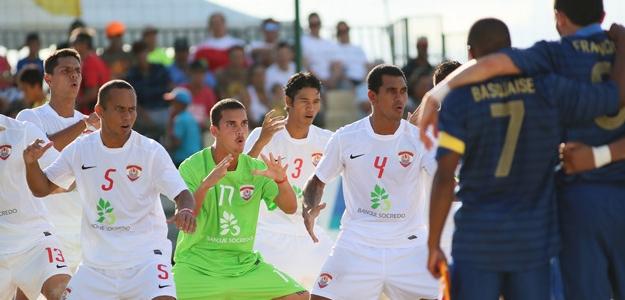 Mundial Fútbol Playa Tahití