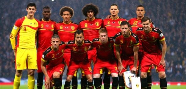 belgica rusia 2014