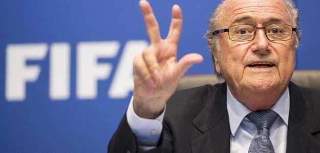 Joseph Blatter/lainformacion.com