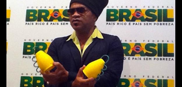 Carlinhos Brown/fifa.com