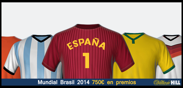 Concurso William Hill Mundial 2014