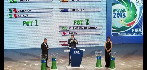 Copa Confederaciones 2013/fifa.com