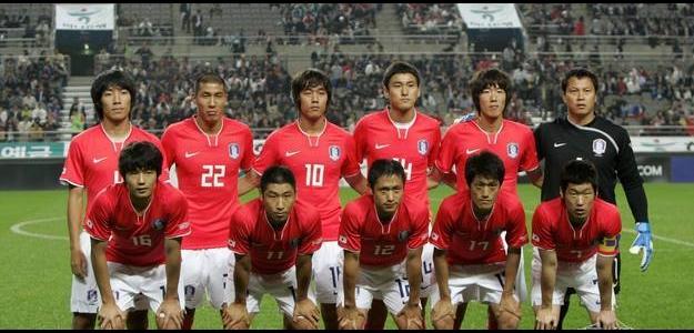 Corea del Sur ha sido enclavada en el grupo A
