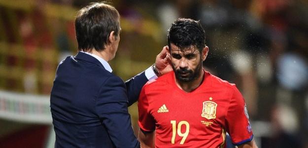 Analizamos quién podría ser el mejor 9 de España para el Mundial de Rusia 2018