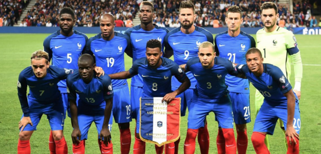 Francia es la favorita del Grupo C del Mundial 2018.