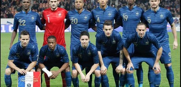 Selección de Francia/lainformacion.com