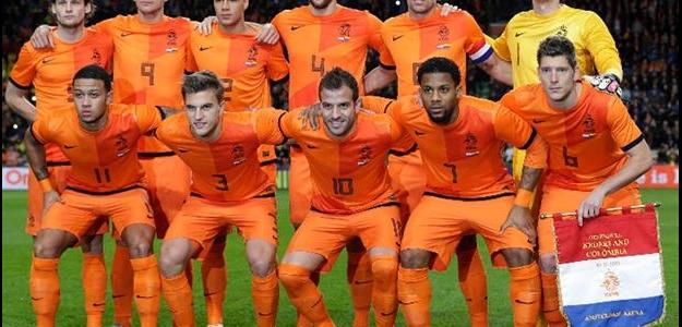 Selección de Holanda/lainformacion.com