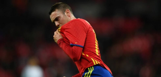 Iago Aspas ante su gran oportunidad con España en el Mundial 2018