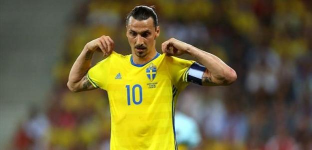 Zlatan Ibrahimovic se apunta a estar en el Mundial de Rusia 2018