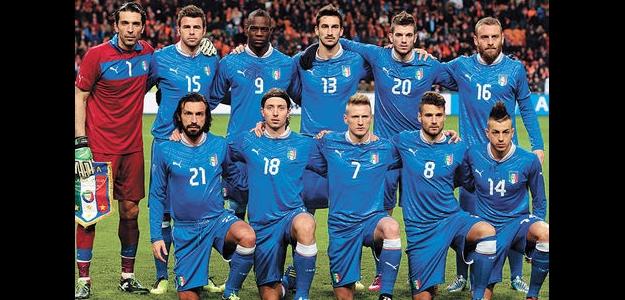 Selección de Italia/lainformacion.com