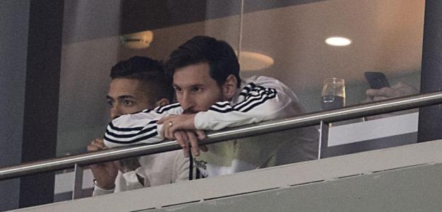 Argentina se viene abajo antes del Mundial de Rusia 2018.