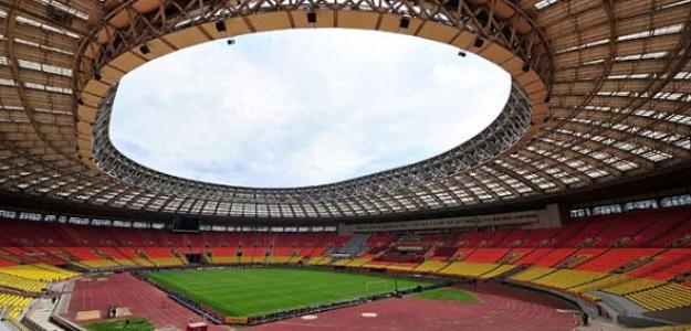Estadio Luznhiki de Moscú