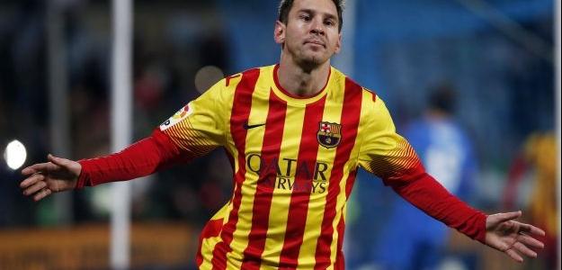 Lionel Messi/fichajes.net