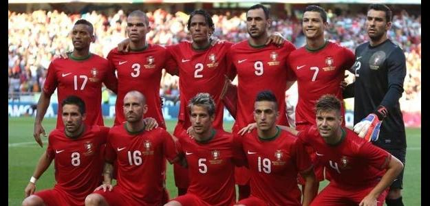 Selección de Portugal/lainformacion.com