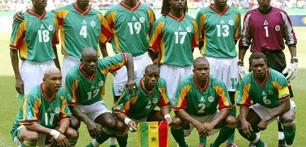 Senegal fue una de las sorpresas de Corea y Japón 2002