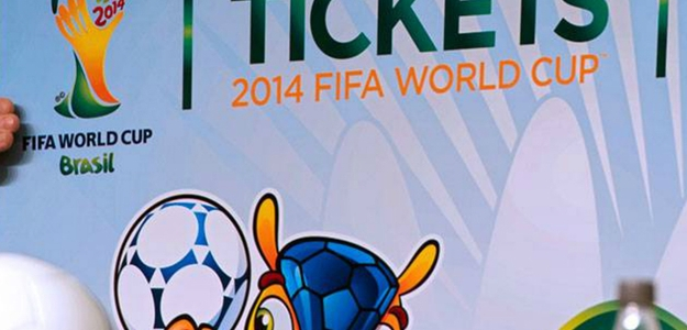 Entradas Mundial Brasil 2014/lainformacion.com