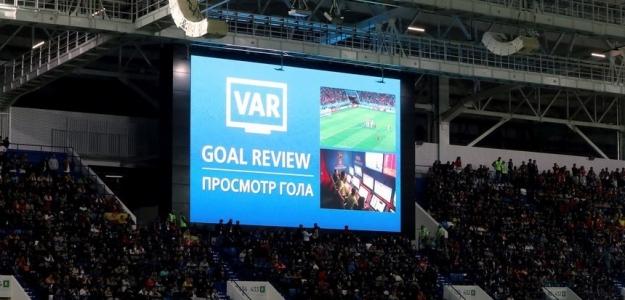 El VAR decidió ayer todo en el Mundial 2018.